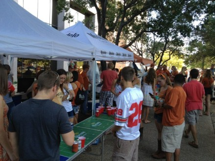 Blog Post 2_Tailgating Pic